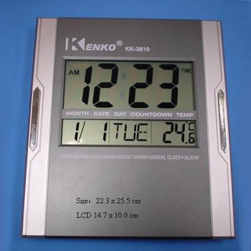 LCD Alarm Clock