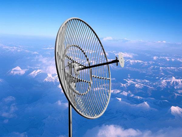 2.4GHz 30.5dBi Parabolic Antenna