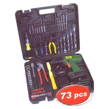 Cordless Drill Tool Kits