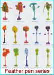 feather pen,ballpen,ball pen