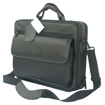 Genuine Leather Computer Bags 021L