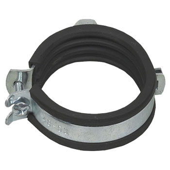 Pipe Clamp(With Glue) connecting iron pipes
