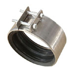 Drainage Flexible Coupling (ss)