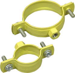 KS-206 pipe clamp Without Glue