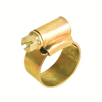 British Type Hose clamp (9.7mm and 11.7mm band width )