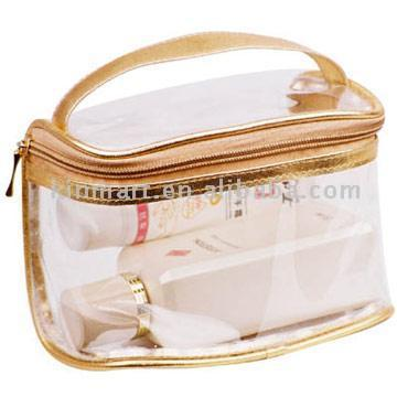 Transparent PVC Cosmetic Bags
