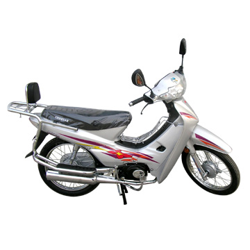100cc Motorcycle