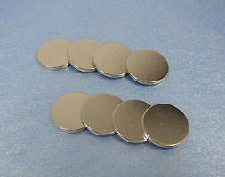 Magnet of Disc Type