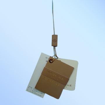 Hang Label Card