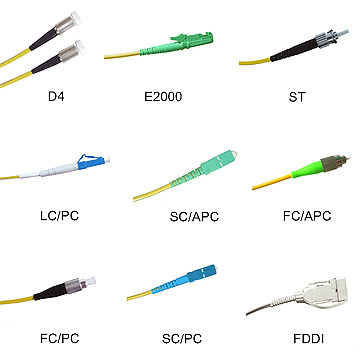 Fiber Optic Patch Cord, Jumper, Assembly, Pigtail
