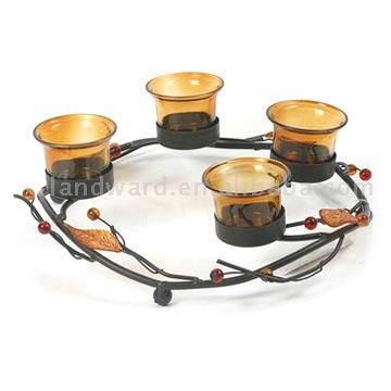 Round Tealight Holder MT04713