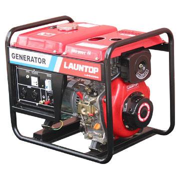 Air-Cooled Diesel Generators