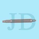 electrical motor splined shaft