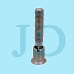 special machined ss steel rotational bolt for spider fitting