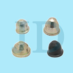 small machined metal parts of taper valve for IACV from cn