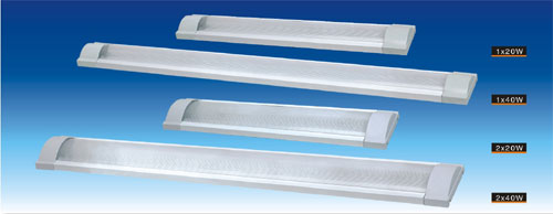 T8 T9 T10 fluorescent fitting,louver fitting