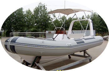 Rigid Inflatable Boat HYP520