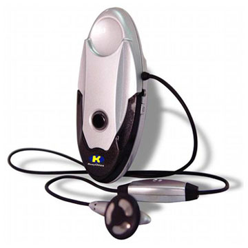 Bluetooth Clip-on Headset