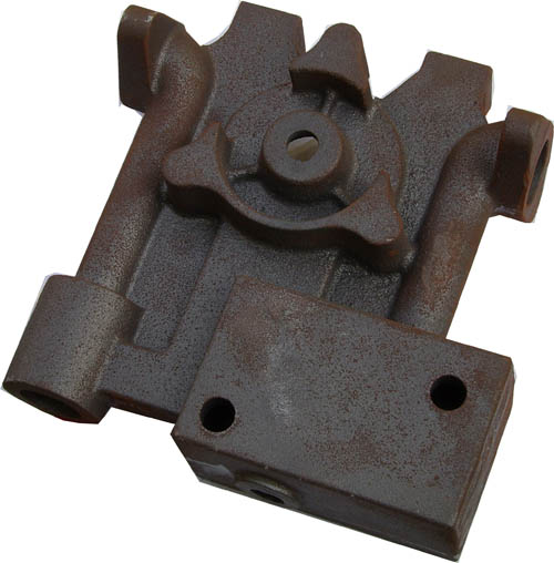 Ductile iron Casting sand casting