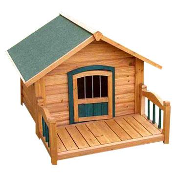 Wooden Pet Houses