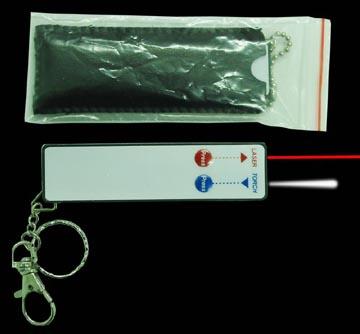 laser pointer card