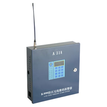 999 Zone Alarm System