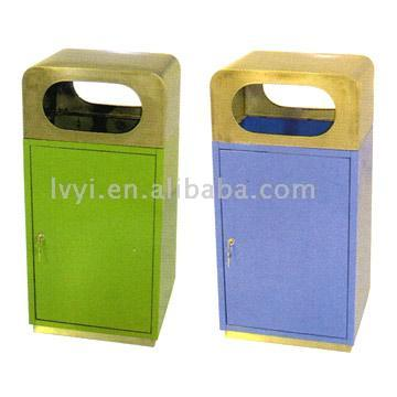 Indoor Trash Bins