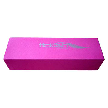 Cardboard Wine Box
