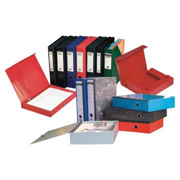 """3"""" FC PVC File Box"""