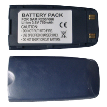 Samsung R200 Battery