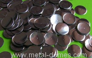 Metal Snap Domes
