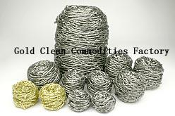 Stainless Steel Scourer,Copper Scourer,Galvanized Scourer