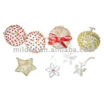 Shining hanging ornament