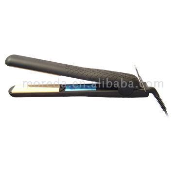Ceramic Hair Iron with Adjustable Temperatures