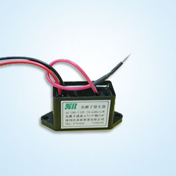 Ac Negative Ion Generators Nb A B C D E F Manufacturer