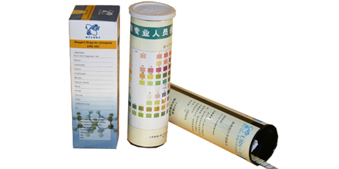 Urs-10u Urine Reagent Strip