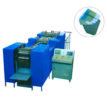 Fully-Automatic Foodstuff Paper Package Machine