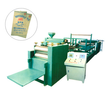 Paper-Plastic Compounded Bag Making Machine
