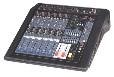 POWERED MIXER