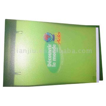 File Folder & PVC Folder