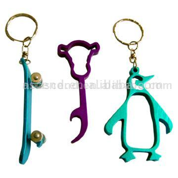 Key Ring Bottle Openers