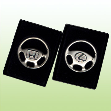 Steering Wheel Key Chains