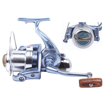 fishing rods and reel