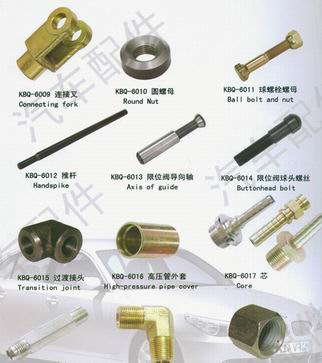 casting and forged part