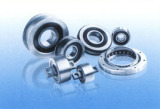 Gyro wheel ball bearing