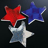 Laser Star-Shaped Spiral Notepads