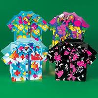 Tropical Shirt Gift Bags