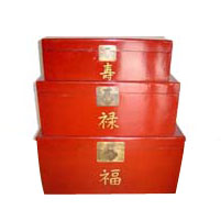 chinese antique furniture trunk