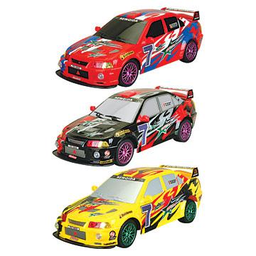 1:10 Racing Cars