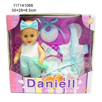 Doll and Accessories